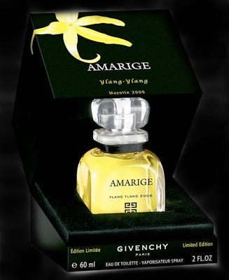 Amarige Ylang-Ylang de Mayotte 2006 Givenchy