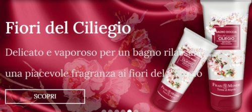 оформление серии Fiori del Ciliegio