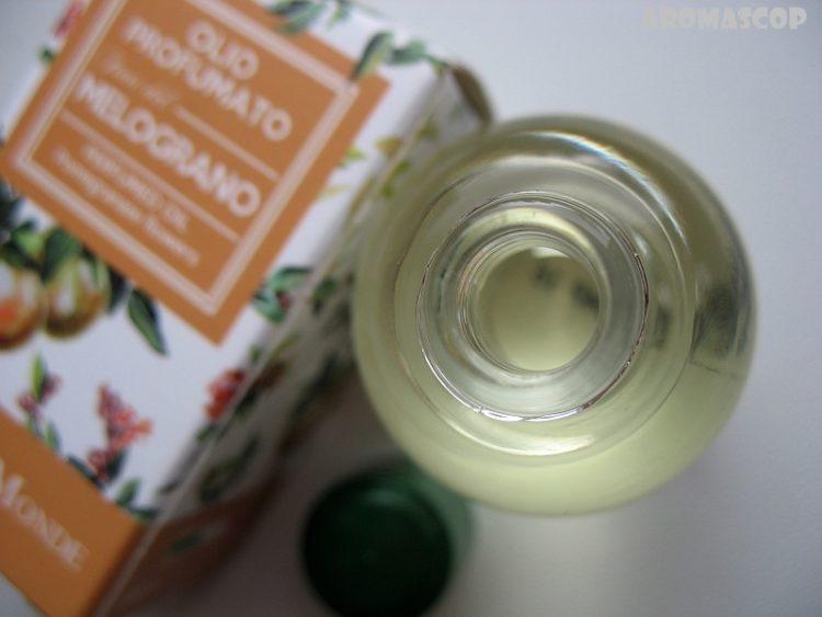 Как использовать парфюмерное масло Цветы граната
